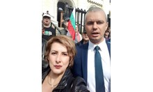 Скандал: Вице на Костадинов пише срещу евреите във фейсбук, ЦИК с декларация