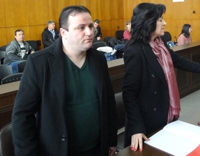 Фермерът Ивелин Андонов е обвинен в умишлено убийство по особено мъчителен начин. Снимка: Авторът