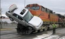 Инциденти с влакове