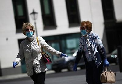 Около 58% от анкетираните в Европейския съюз са заявили, че са срещнали финансови затруднения по време на епидемията. Снимка: Ройтерс
