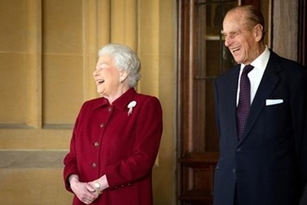Кралица Елизабет II и Принц Филип