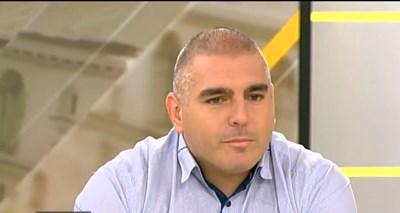Криминалистът Иван Савов