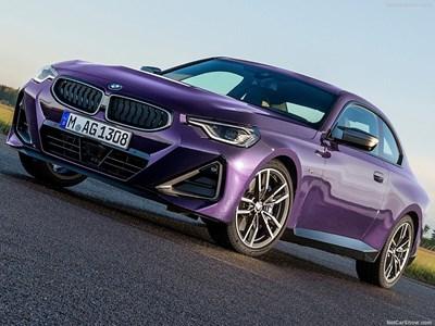Новото BMW Серия 2 Купе ще се произвежда в Мексико