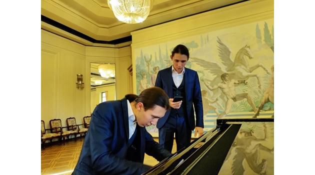"""""""Дилмано Дилберо"""" на пиано на световното изложение """"Експо 2020"""" в Дубай"""