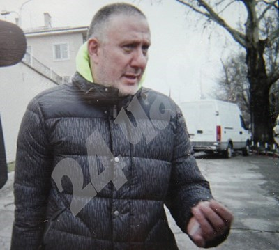 Доктор Димитров СНИМКА: Евгени Цветков СНИМКА: 24 часа