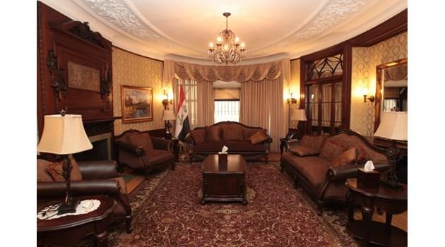 Тайната стая за мъчения на Саддам в Ню Йорк
