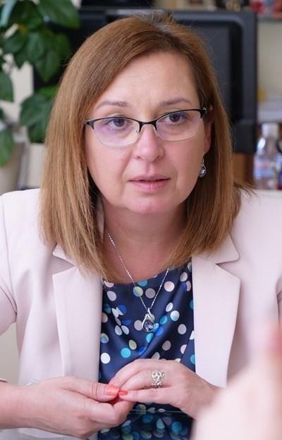 Зорница Русинова Снимка: Архив