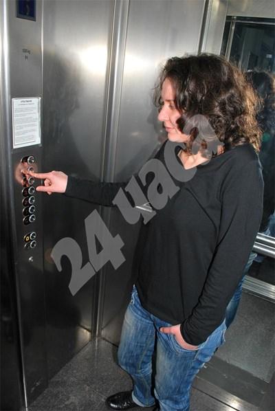 До 30 юни 2013 г. във всички асансьори трябва да има устройства за контрол на товара. СНИМКА: 24 часа