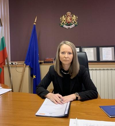 Областният управител на Пловдив Дани Каназирева