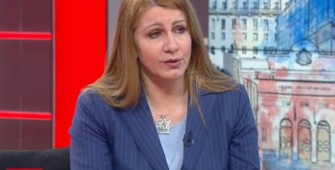 Десислава Ахладова. Кадър БНТ