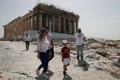 Намалението на ДДС за същия период от пет месеца е предвидено и за туристически пакети СНИМКА: Ройтерс