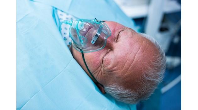 Кислородната терапия удвоява живота на хронично болни