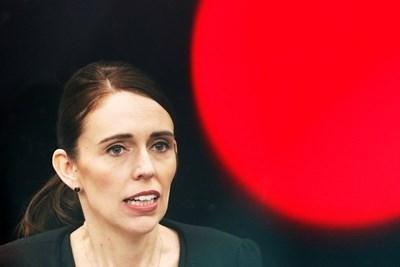 Премиерът на Нова Зеландия Джасинда Ардърн СНИМКА: Ройтерс