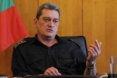 Главен комисар Николай Николов