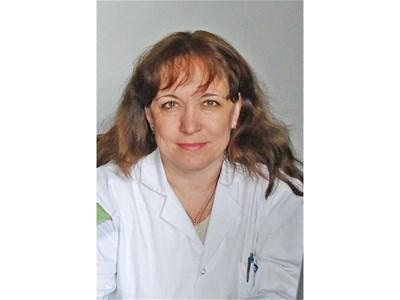Д-р Наталия Темелкова, ендокринолог в Александровска болница. Тя отговаря на въпроса на Владимира Петрова.
