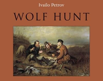 """Обложката на """"Хайка за вълци"""" на английски"""