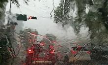 Над 34 л/кв.м дъжд паднаха в Русе за около час