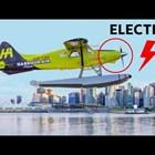 Първият изцяло електрически самолет извърши успешен полет (Видео)