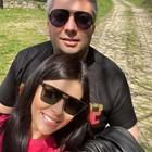 Николай Нанков и съпругата му Елена
