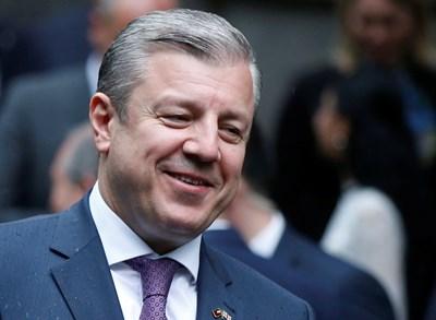 Георгий Квирикашвили СНИМКА: Ройтерс