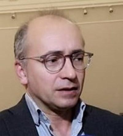 Генералният секретар на Европейската федерация на журналистите (ЕФЖ) Рикардо Гутиерес Снимка: European Federation of Journalists