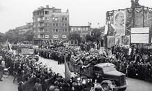 Пред поляци Тодор Живков говорел за съветска окупация в България