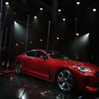 Kia показа в Детройт най-бързия модел в историята си.