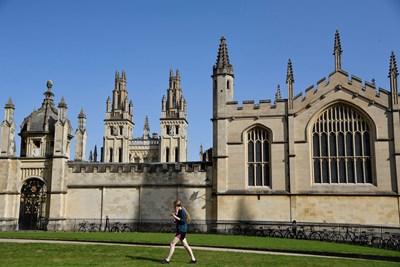 Оксфордският университет отново е номер 1. СНИМКА: СНИМКА: РОЙТЕРС