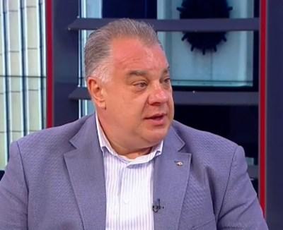 Д-р Мирослав Ненков, бивш министър на здравеопазването КАДЪР: БНТ