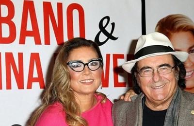 Ал Бано и Ромина Пауър са разделени в живота, но заедно на сцената