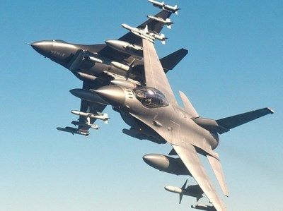 F-16 Block 70 СНИМКА: lockheedmartin.com