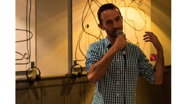Богдан Русев, автор на първия BG аудиосериал: Животът в село с по-малко от 100 жители ме стимулира творчески