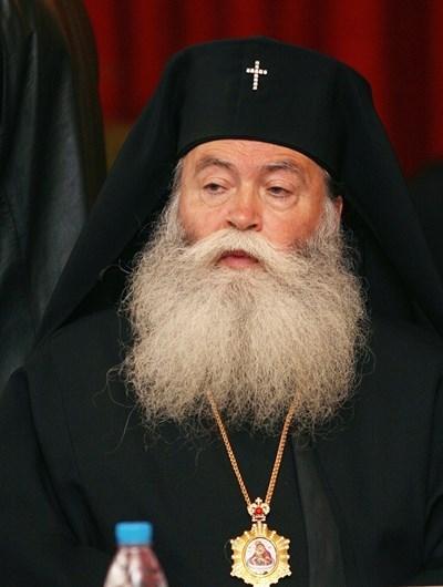 Ловчанският митрополит Гавриил Снимка: Архив