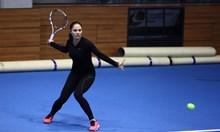 Как Вики се уплаши от тъмното и стана номер 1 в тениса