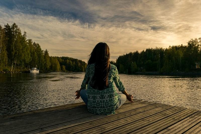 Набиращият популярност тренд звучи много подобно на друг метод за поддържане на благополучието - Випассана медитация.