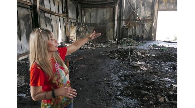 """Мистерии около палежа, който изпепели 4 млн. лв. в склада на """"Аванти"""""""
