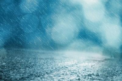 Пороен дъжд Снимка: Пиксабей