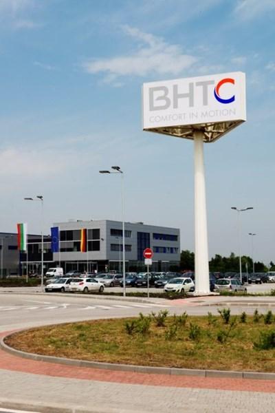 """Първата фирма, която инвестира в зоната в Божурище, беше """"Бер-Хелла Термоконтрол""""."""