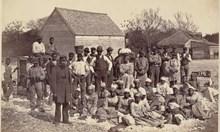 Последният африкански роб. 12-годишна, Редоши била отвлечена от вражеско племе от днешен Бенин и продадена на шеф на банка в Алабама