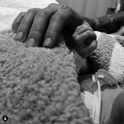 Джиджи Хадид и Зейн Малик си имат вече момиченце Снимка: Инстаграм/gigihadid