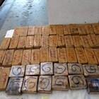 """Общо 39,710 кг хероин на стойност 3,574 млн. лева бяха задържани на ГКПП """"Капитан Андреево"""". Снимки: Агенция """"Митници"""""""