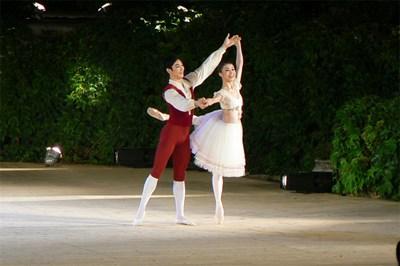 Корейски участници от балетния конкурс във Варна   СНИМКА: АРХИВ