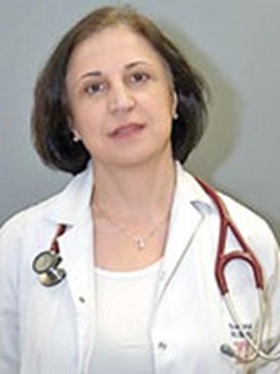 Д-р Лазарова