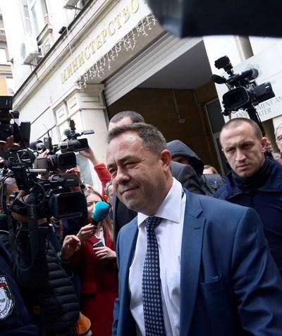 Красимир Живков / Снимка: Юлиян САВЧЕВ