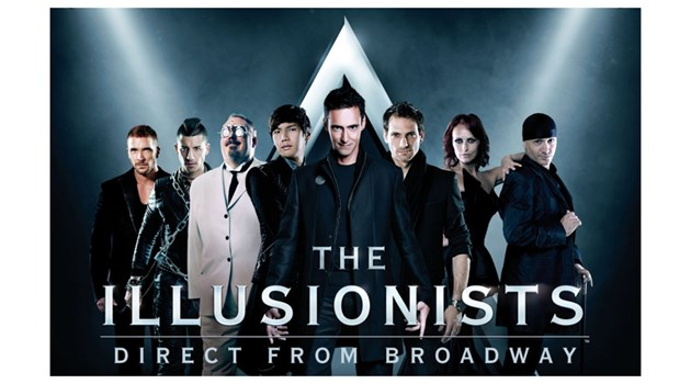 THE ILLUSIONISTS LIVE - DIRECT FROM BROADWAY