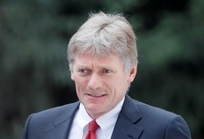 Говорителят на Кремъл Дмитрий Песков СНИМКА: РОЙТЕРС