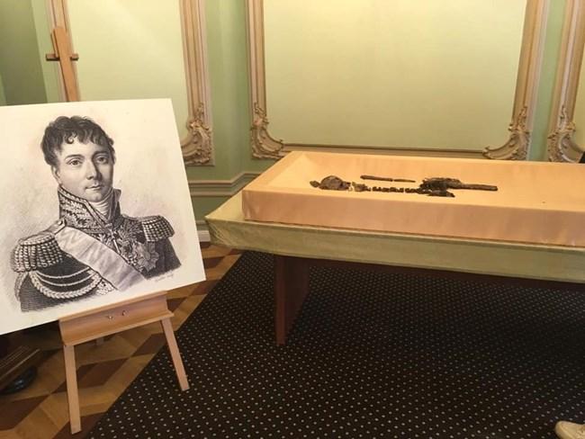 Откриха останките на генерал на Наполеон в Русия (СНИМКИ)