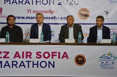 Супер атлети пристигат за маратон в София следващата неделя