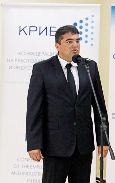 Стефан Димитров: България може да бъде част от новата водородна революция
