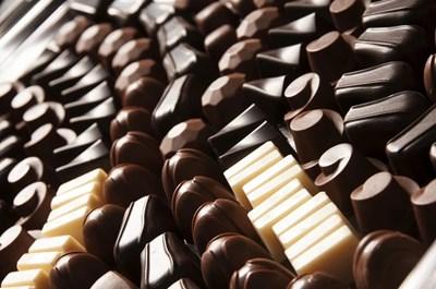 Различни видове шоколад